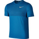Nike Zonal Cooling Relay Running Top SS Men industrial blue